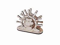 Салфетница Корабль  (Cалфетницы из дерева )