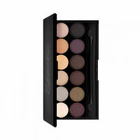 Палетка теней i Divine Eyeshadow Palette Au Naturel,  Sleek