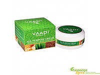 Крем универсальный с алоэ, мёдом и манжиштой, Vaadi Herbals All Purpose Cream With Aloe Vera, Honey & Manjistha, Аюрведа Здесь!