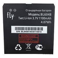 Аккумулятор (батарея) Fly BL-6048 (1100 mAh)