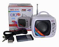"Мобильная колонка ""WSTER"" SPS WS 575"