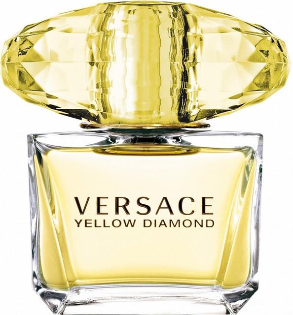 Женская оригинальная туалетная вода Versace Yellow Diamond, 90ml тестер NNR ORGAP /05-63