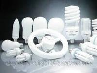 Утилизация лампочек типу ЛБ и ДРЛ, энергосберегающие, бактерицидные