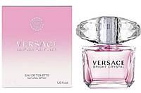 Женская туалетная вода Versace Bright Crystal от Versace 50ml (Версаче) Оригинал. NNR ORGAP /23