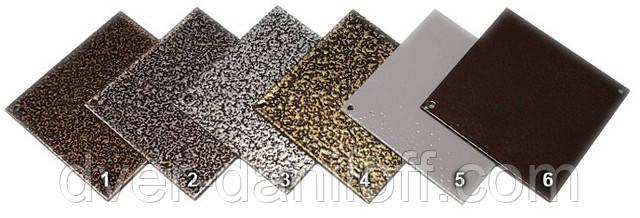 Порошковая покраска металлических изделий