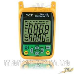 YC-824R (термометр с 2 термопарами)