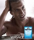 Мужская оригинальная туалетная вода Versace Man eau Fraiche 100ml тестер NNR ORGAP /4-03, фото 2