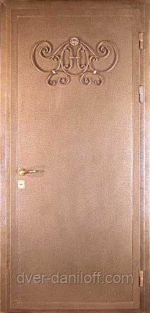 Порошковая покраска дверей, Киев