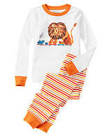 Пижама с длинным рукавом на мальчика 3 года Хлопок 100% Gymboree (США)