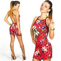 Красное платье 15559
