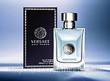 Мужская оригинальная туалетная вода Versace Pour Homme 100ml тестер NNR ORGAP /4-13, фото 3
