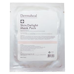 Маска для оживления и сияния кожи Dermaheal Skin Delight