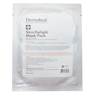 Маска для оживления и сияния кожи Dermaheal Skin Delight - PeptidCosmetics в Киеве