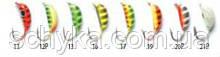 Мормышка вольфр. Банан рижский с петелькой 2040