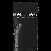 Черная маска-пленка от прыщей и черных точек Black Mask