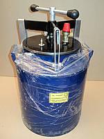 Автоклав  для домашнего консервирования на 16 литровых банок ( горловина 215 мм )