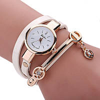 Женские наручные часы Duoya XR1297 белые, фото 1