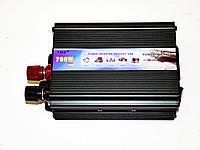 Преобразователь напряжения инвертор 12-220V 700W