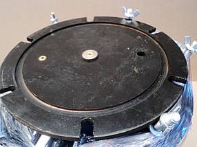 Автоклав  для домашнего консервирования на 16 литровых банок ( горловина 215 мм ) усиленное крепление, фото 3