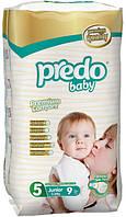 Подгузники Predo Baby Junior 5 Small 11-25 кг 9 шт