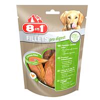 8 in 1 Fillets Pro Digest, для улучшения пищеварения, с куриным филе 80гр S