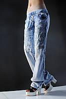 Штаны женские голубенькие, p.25,26,27