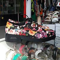 Женские туфли цветы, фото 1