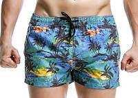 Купальные шорты Seobean Paradise Blue лот 230
