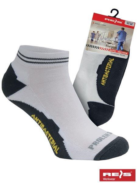 Спортивні чоловічі шкарпетки підвищеної міцності BSTPQ-XACTIVEM WS