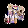 Sand Paint Deco.Набор для декора.Краска для Kinetik sand.