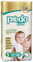 Подгузники Predo Baby Junior 5 Jambo 11-25 кг 48 шт