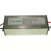 Светодиодный драйвер для COB матрицы 50Вт 1500мА, IP65, фото 1