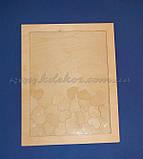 Рамка для побажань (30х40см.) заготівля для декору, фото 4