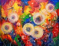«Краски лета» картина масла