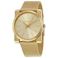 Часы Michael Kors Kempton Gold Tone Dial MK3496