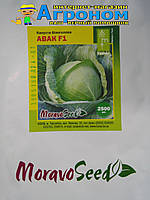 Капуста белокочанная Авак F1, 2500 семян, Moravoseeds (Моравосид), Чехия