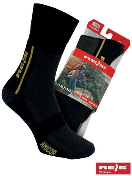 Шкарпетки термічні для роботи та щоденного використання BSTPQ-XOUTDOOR BS