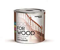Нитролак НЦ-218 Farbitex Profi Good for Wood глянцевый, 1,7кг