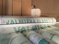 Профиль оконный примыкания 6мм с манжетой и сеткой Valmiera