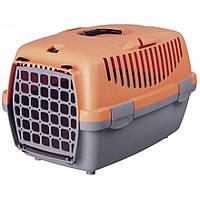 Trixie Capri I Transport Box переноска для животных лососевая 32х31х48см
