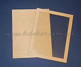 Рамка для побажань (30х40см.) заготівля для декору, фото 5