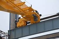 Монтаж подкранового пути крана мостового, козлового, портального, кран-балки.