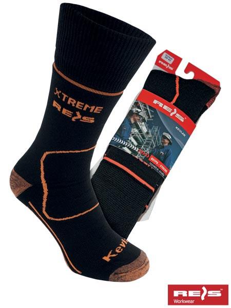 Термічні шкарпетки підвищеної міцності BSTPQ-XTREME BP