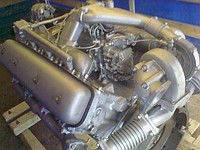 Двигатель ЯМЗ-238Д-1 (330л.с) 238Д-1000187- 1