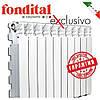 """Алюминиевый радиатор для отопления """"Fondital"""" Exclusivo B3"""