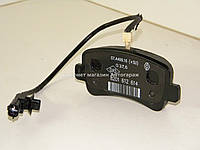 Тормозные колодки задние (диск) на Рено Мастер III 2010->RENAULT (Оригинал) 440601186R