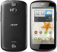Бронированная защитная пленка на экран  Acer Liquid E1 Duo (V360)