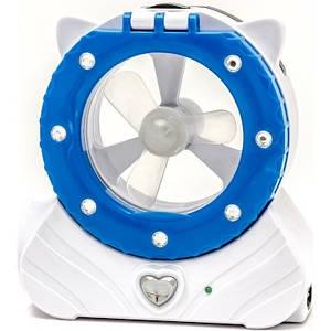 Светодиодная лампа со встроенным вентилятором