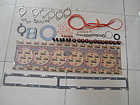 Верхний комплект прокладок к комбайнам Across 530, 560, 580 Cummins QSC8.3 / С8.3