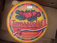 """Сыр TOMAAT/ OLIIF """"С томатами и оливками"""""""